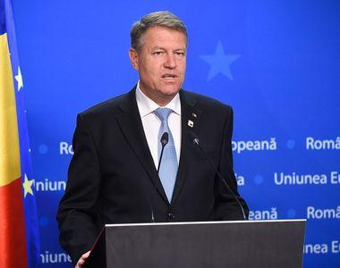 Iohannis s-a intalnit cu directorul CIA: Romania intelege ca, inclusiv prin servicii de...