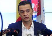 """Primele declaratii ale lui Sorin Grindeanu dupa ce a fost exclus din partid: """"Am  vorbit cu Klaus Iohannis"""""""