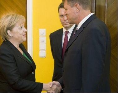 Ce spune Angela Merkel despre criza politica din Romania