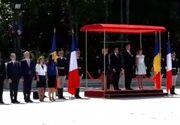 Cuplul momentului vine in Romania! Emmanuel Macron si Briggite se intalnesc cu presedintele Klaus Iohannis