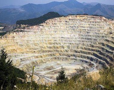 Tudose: Este posibil ca Romania sa nu mai poata exploata zacamintele de la Rosia Montana