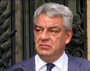 Nu vor scadea salariile! Este asigurarea pe care o dau presedintele PSD si premierul...