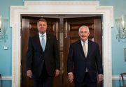 Vizita fulger a unui inalt demnitar din administratia Trump. Ce l-a determinat sa vina de urgenta in Romania?