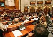 Legea privind statutul magistratilor si modificarea legii ANI au fost adoptate de Camera Deputatilor! Deputatii USR au fluierat pe tot parcursul sesiunii de vot, iar liberalii au batut cu palmele in banci