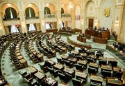 Senatul a adoptat Legea privind statutul judecatorilor si procurorilor! Niciun partid din opozitie nu a fost prezent in sala