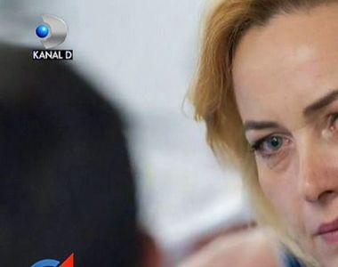 Reactia ministrului Carmen Dan, dupa ce seful Serviciului Omoruri a izbucnit in plans...
