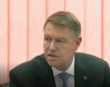Intalnire de gradul 0 intre Klaus Iohannis si ministrul Tudorel Toader. Ce au discutat...