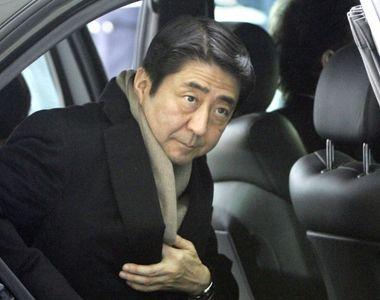 Premierul Japoniei, Shinzo Abe, s-a intalnit cu presedintele Iohannis la Cotroceni