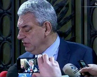 "Mihai Tudose, dupa demisie: ""Eu nu am dorit sa rup partidul"". Ce regreta..."