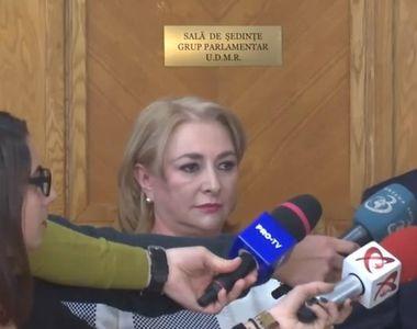 Gafa facuta de premierul Viorica Dancila, privind noua Lege a pensiilor. Sefa...