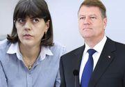 Presedintele Iohannis: Suntem departe de o revocare a Laurei Codruta Kovesi. Asistam la manifestari virulente ale disperarii in incercarea de a subordona justitia politicului