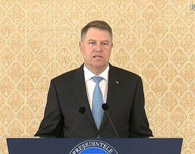 Presedintele Iohannis retrimite Legea ANI la Parlament: E pusa in discutie respectarea...