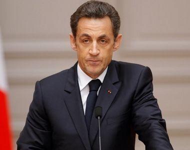 Fostul presedinte al Frantei, Nicolas Sarkozy, a fost retinut. Este cercetat intr-un...
