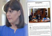 Laura Codruta Kovesi a dat un interviu pentru cei de la New York Times. Vezi ce a declarat despre situatia actuala din Romania!