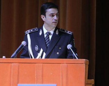 Seful Politie Romane a demisionat din functie! Catalin Ionita este inlocuit de...