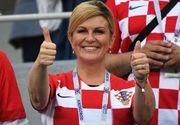 Croatii se simt rusinati de presedintele lor, Kolinda Grabar-Kitarovic! Ce spun acestia despre gesturile ei de dupa Finala Campionatului Mondial