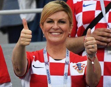 Croatii se simt rusinati de presedintele lor, Kolinda Grabar-Kitarovic! Ce spun acestia...
