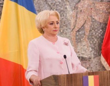 Gafa Vioricai Dancila are ecouri in presa din Muntenegru si Serbia
