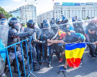 Jandarmeria a facut sesizare la DIICOT si acuza ca mitingul din 10 august a fost o...