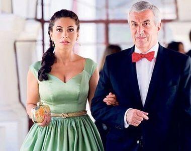 Salariul sotiei lui Calin Popescu Tariceanu s-a dublat in doi ani de cand sunt...