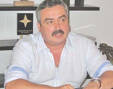 Fostul primar Cristian Poteras si nasul fiului lui Dragnea, Paul Sorin Stanescu,...