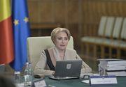 Un potop de greseli gramaticale a facut Viorica Dancila astazi, in timpul vizitei oficiale in Moldova