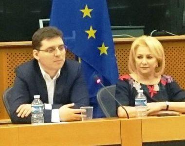 Încă un loc vacant în cabinetul Dăncilă! Ministrul delegat pentru Afaceri Europene a...
