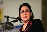 Ecaterina Andronescu este noul ministru al Educaţiei. Klaus Iohannis a semnat deja decretul