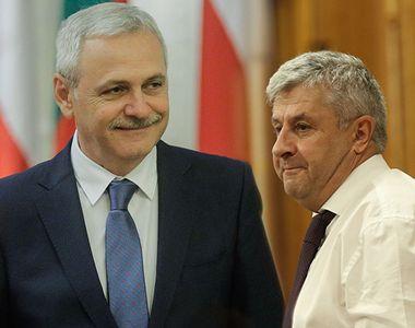 Liderii Opoziţiei anunţă revocarea din funcţii a lui Liviu Dragnea şi Florin Iordache!...