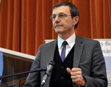 """Un fost mare arbitru român face o propunere originală: """"Ioan Aurel Pop, rectorul..."""