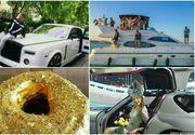 Cum arata viata adolescentilor de bani gata: masini de lux spalate cu sampanie scumpa, vacante exotice, haine de firma si dinti placati cu aur si diamante