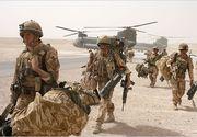 Un convoi al fortelor NATO a fost atacat de talibani in Afganistan