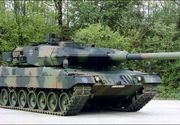 Armata germana se pregateste de investitii in tancuri si in sisteme de aparare aeriana