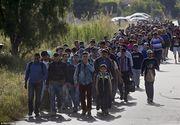 Tabara clandestina de la Idomeni va fi evacuata. Autoritatile elene vor muta miile de migranti de aici in noi centre de refugiati