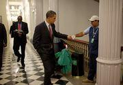 Fotograful oficial al Casei Albe a publicat o serie de fotografii inedite cu presedintele Barack Obama!