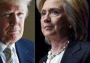 """Nord-coreenii o numesc """"prostanaca"""" pe Hillary Clinton, in timp ce Donald Trump este """"profetic"""""""