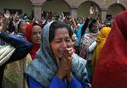 Cruzime infioratoare. O tanara de 19 ani din Pakistan a fost arsa de vie pentru ca a refuzat sa se casatoreasca cu fostul ei sef