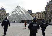 Cel mai mare muzeu din lume a fost inchis. Operele de arta sunt mutate intr-un loc sigur, dupa ce inundatiile au facut ravagii in Paris