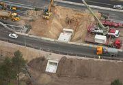 De 6 milioane de euro si doua zile au avut nevoie drumarii olandezi pentru a construi un tunel sub o autostradă circulata