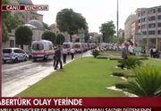 Atac cu bomba in centrul Istanbulului la o ora de varf: cel putin 11 morti si 36 de raniti