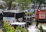 Patru persoane au fost arestate in legatura cu atacul capcana de la Istanbul