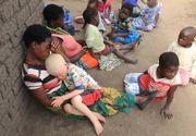 Copiii albinosi din Malawa traiesc o drama. Motivul cutremurator pentru care aceasta mama refuza sa isi lase din brate copilul