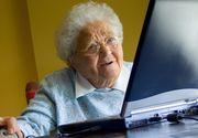 """O bunicuta de 86 de ani a induiosat o lume intreaga. Batranica folosea intotdeauna """"te rog si multumesc"""" atunci cand cauta ceva pe internet. Ce mesaj i-au lasat cei de la Google"""