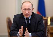 """Vladimir Putin: Confruntarea militara dintre Rusia si Statele Unite """"taraste lumea intr-o noua dimensiune"""""""