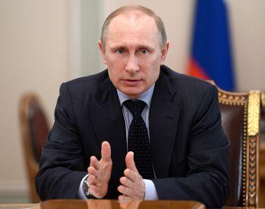 """Vladimir Putin: Confruntarea militara dintre Rusia si Statele Unite """"taraste lumea..."""