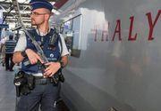Trei persoane au fost arestate in Belgia pentru atentatul esuat dintr-un tren care circula pe ruta Amsterdam-Paris