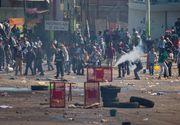 Opt morti si o suta de raniti, in urma ciocnirilor violente intre profesori si politisti in Mexic