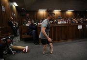 Oscar Pistorius, amenintat ca va fi batut si violat in puscarie. Familia a fost avertizata ca trebuie sa dea mita