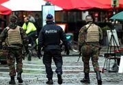 Centura cu explozibil care a creat panica in centrul Bruxelles-ului continea de fapt sare si biscuiti