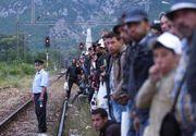 The Times: Mii de imigranti au intrat ilegal in Marea Britanie folosind pasapoarte romanesti false. 1.000 de lire sterline costa un act fals